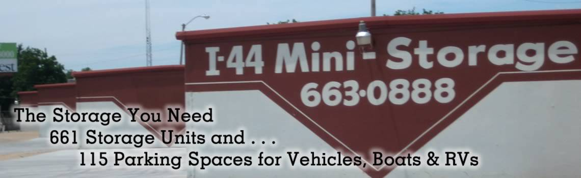& I-44 Mini Storage - Tulsa Storage Unit Rental